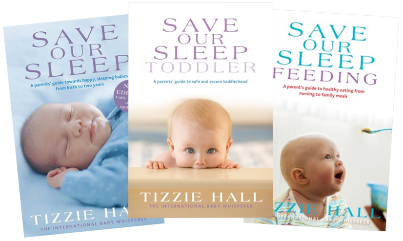 THE COMPLETE THREE, Save Our Sleep Baby, Feeding and Toddler