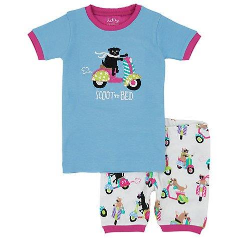 Hatley Short PJs - Scooter Dogs