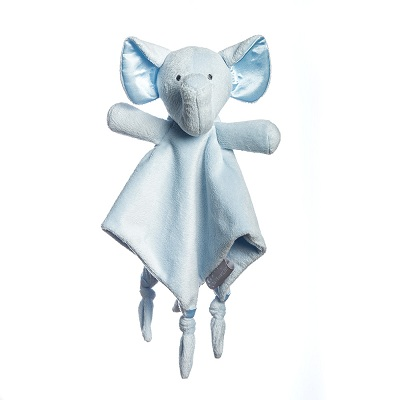 Special order original Save Our Sleep Blue Elzzie Elephant Comforter