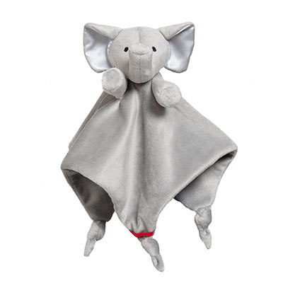Save Our Sleep Grey Elzzie Elephant comforter 2017 Edition