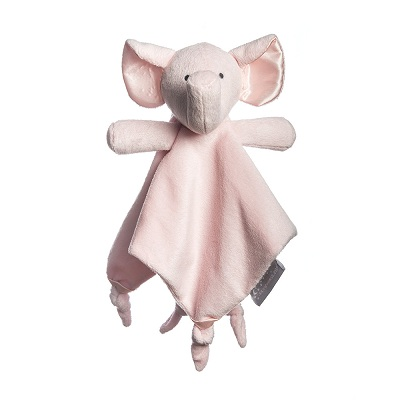 Special Order Original Save Our Sleep Pink Elzzie Elephant Comforter